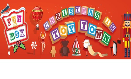 Funbox present Christmas in Toy Town (5:00pm)