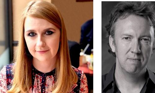 Alan Bissett Introduces... Richard Lumsden and Helen Cullen