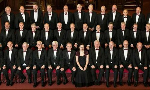 Glasgow Philharmonic Male Voice Choir: Christmas Concert