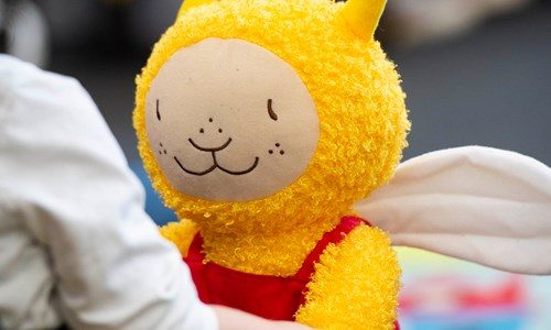 Bookbug at Bridgeton Library