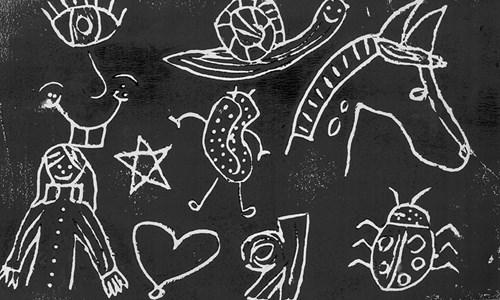 Summer Holiday Saturday Art Club - Backwards Drawings