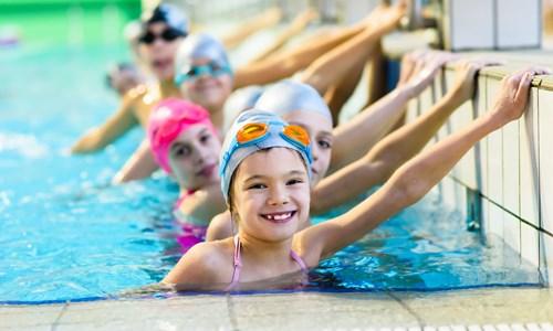 Learn to Swim at Pollok Swimming Pool