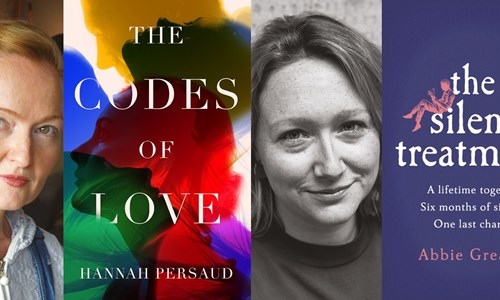 Lesley McDowell introduces…Hannah Persaud and Abbie Greaves