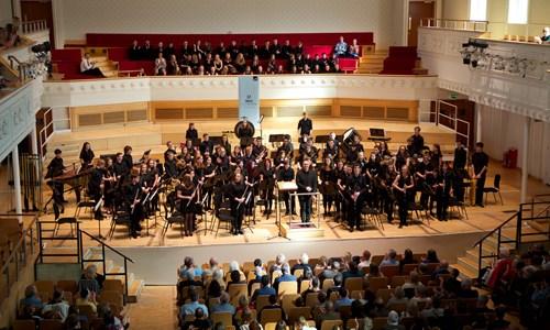 WSSO Trust Training Ensembles Showcase Concert