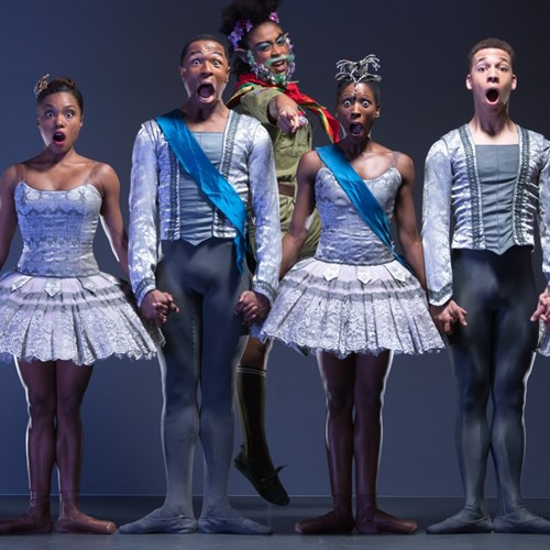 Ballet Black: The Suit / A Dream Within a Midsummer Night's Dream