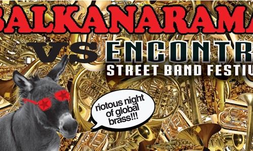 Balkanarama vs Encontro Festival