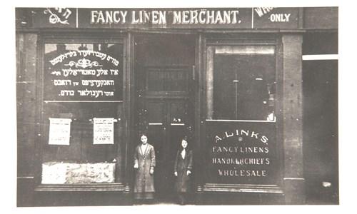 Book Week Scotland: Glasgow's Jewish Rebels
