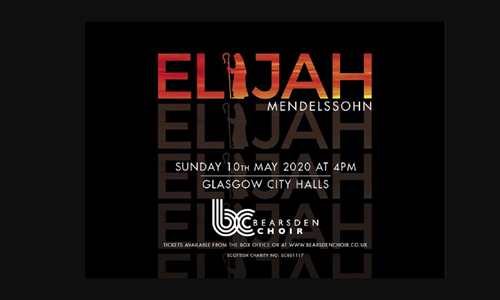 Bearsden Choir Elijah