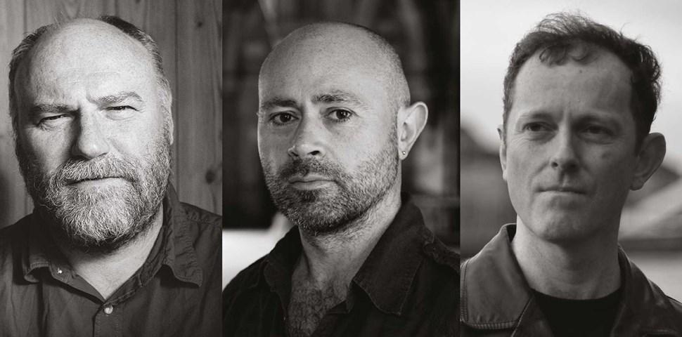 Alan Parks, Ian Skewis & Charles E. McGarry, The Glasgow (Crime) Boys