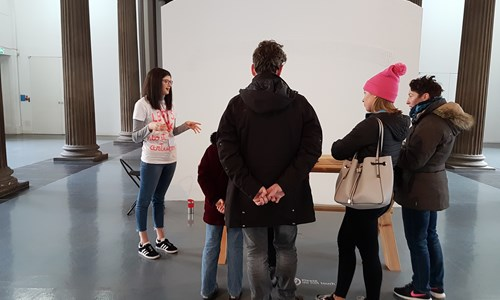 Weekend Tours at GoMA