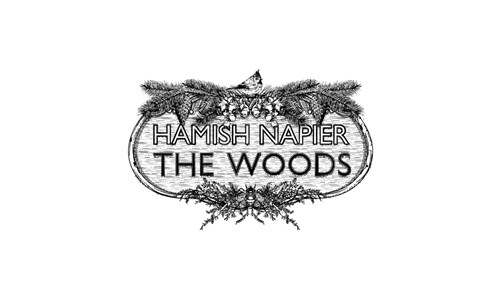 Hamish Napier: The Woods with Sarah-Jane Summers: Owerset