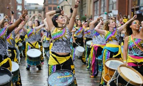 Festival 2018 Carnival Procession
