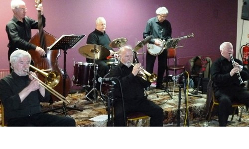 Dementia Friendly Performance - Tea Dance with Penman Jazzmen