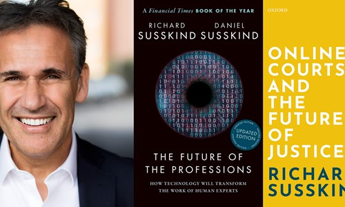 Daniel Susskind and Richard Susskind, How Technology Will Transform the Work of Experts