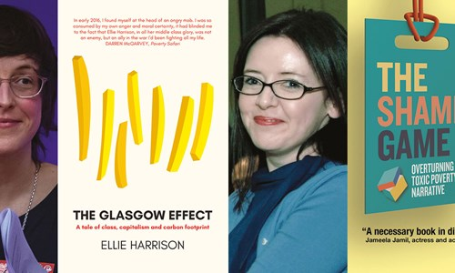 Ellie Harrison and Mary O'Hara, Toxic Inequalities in Glasgow & Beyond