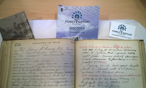 Archives Sources for Family History
