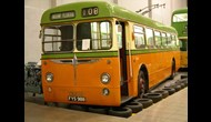 Glasgow Trolleybus at Riverside Museum image