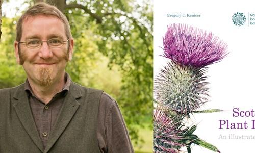 Dr Gregory J Kenicer, Scottish Plant Lore