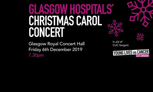 CLIC Sargent Glasgow Hospitals' Christmas Carol Concert