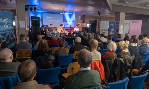 Celtic Connections on Campus