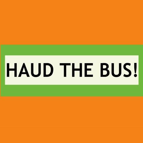 Haud the Bus! Gorbals Community Bus Stops