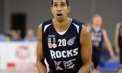Radisson RED Glasgow Rocks vs Newcastle Eagles