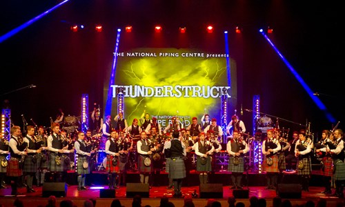 National Youth Pipe Band of Scotland: Made in Scotland