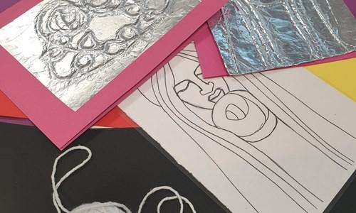 Mackintosh Foil Cards