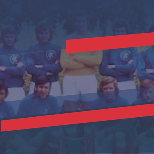 An Evening with Barcelona Bears - Colin Stein and Willie Johnston