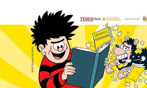 Tesco Bank Summer Reading Challenge 2018