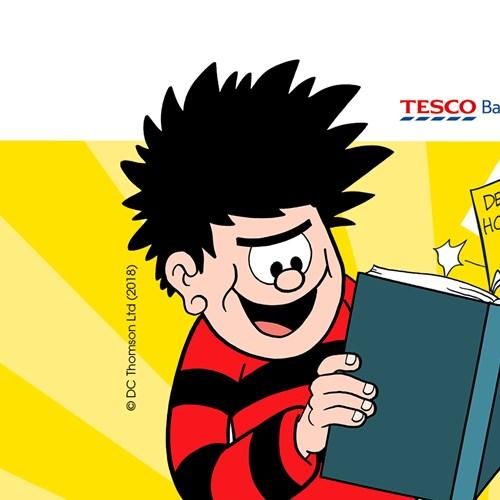 Tesco Bank Summer Reading Challenge 2018