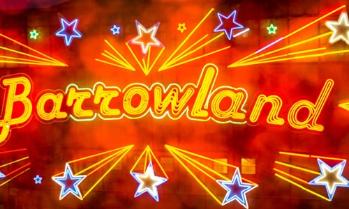 Barrowland Ballads: The Encore (Behind the scenes tour and Book Launch)