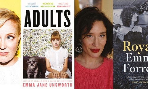 Emma Jane Unsworth & Emma Forrest, Dazzling, Provocative Fiction