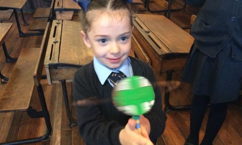 Charlie Mack's Playtime Orchestra: Make a hand drum
