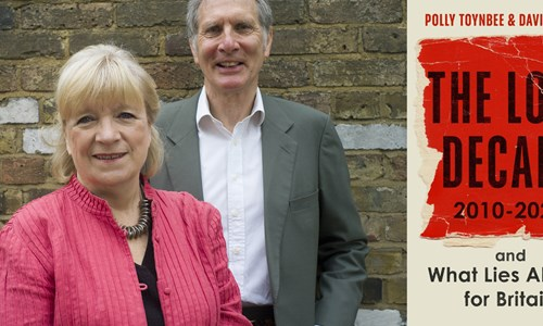 Polly Toynbee and David WalkerThe Lost Decade: 2010–2020