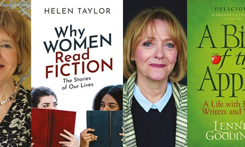 Helen Taylor and Lennie Goodings, Changing the world with women's writing, reading and publishing.