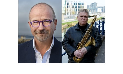 Glasgow Jazz Festival presents Brian Kellock & John Burgess