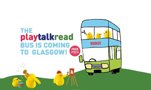 Play Talk Read Bus