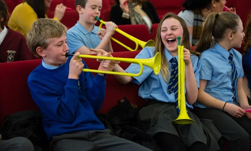Glasgow Jazz Festival: All Stars Children's Concert
