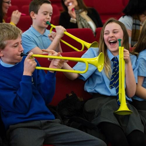 Glasgow Jazz Festival: All Stars Children's Concert