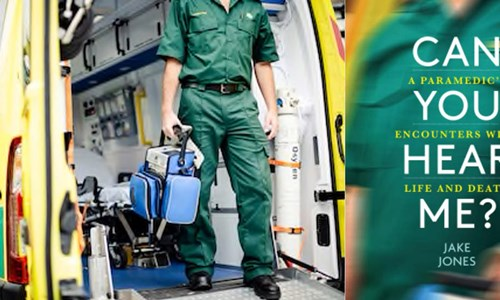 Jake Jones, A Paramedic's Encounters with Life and Death