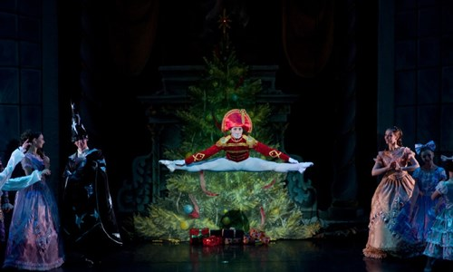 Saint Petersburg Classic Ballet - The Nutcracker (Matinee Performance)