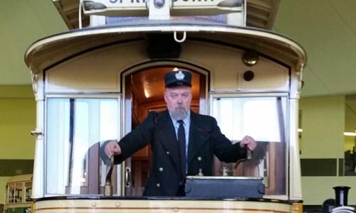 Tram Man
