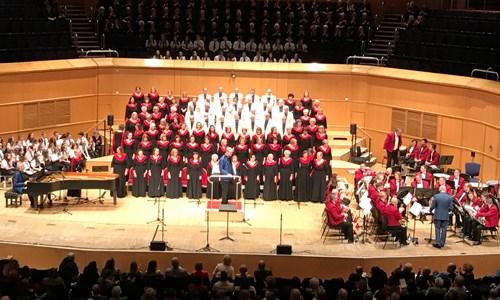 Glasgow Phoenix Choir presents 'A Christmas Celebration'