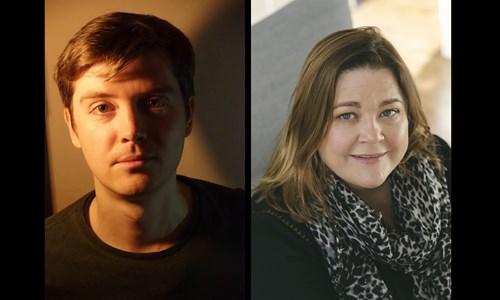 Doug Johnstone Introduces... Harriet Tyce & Anthony Good