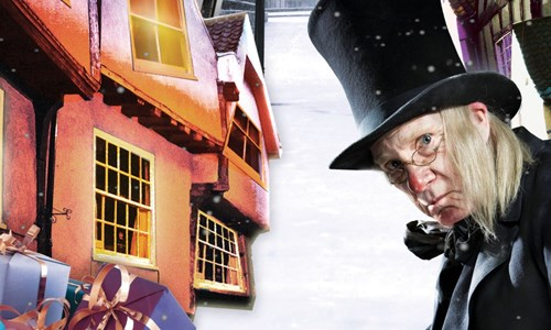 Citizens Theatre presents A Christmas Carol