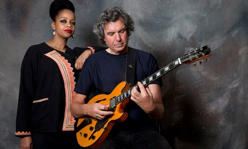 Glasgow Jazz Festival: John Etheridge & Vimala Rowe