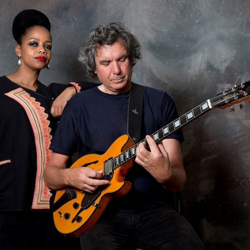 Glasgow Jazz Festival: John Etheridge & Vimala Rowe