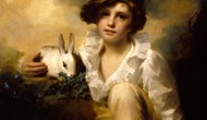 Henry Raeburn's 'Boy and Rabbit' at Kelvingrove Art Gallery and Museum image