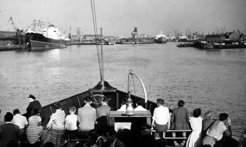 Glasgow 1955: Through the Lens